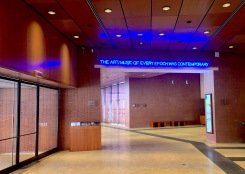 "#RFF12 #Auditorium ""The Art/Music of every epoch was Contemporary"""