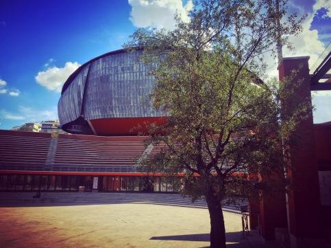 #RFF12 #10Ottobre: #Auditorium