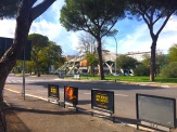 Il Palazzetto dello Sport. Pier Luigi Nervi #RFF12 #thelovingmemory