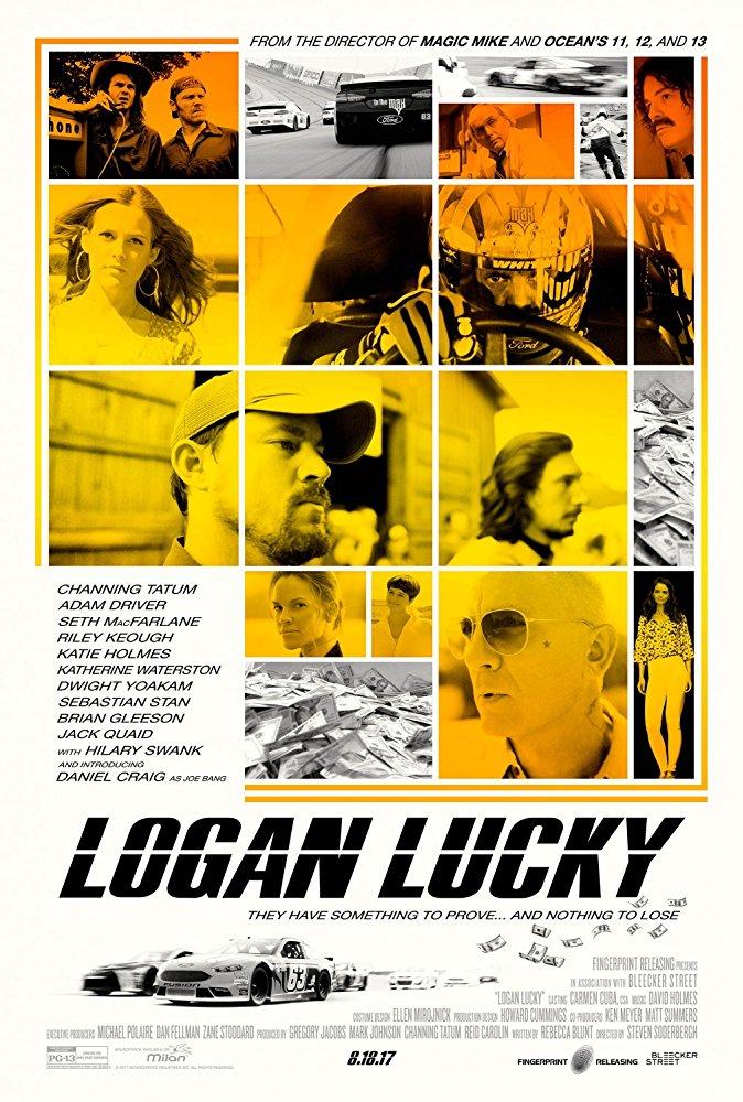 LOgan LUcky (poster)