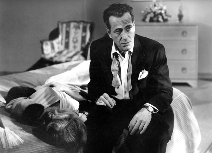 Humphrey Bogart. In a lonely place (1950)