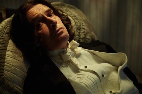 Rupert Everett è Oscar Wilde in The Happy Prince