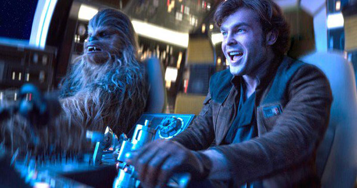 #Solo : A #StarWars Story
