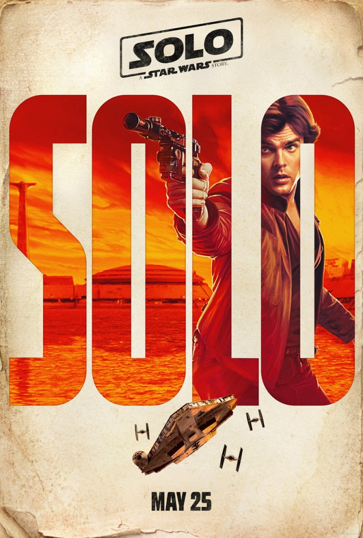 solo han poster